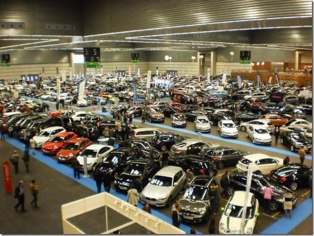 Feria vehículo de Ocasión