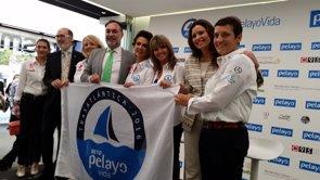 """5 supervivientes al cáncer cruzarán el Atlántico para mostrar que están """"muy vivas"""" (EUROPA PRESS)"""