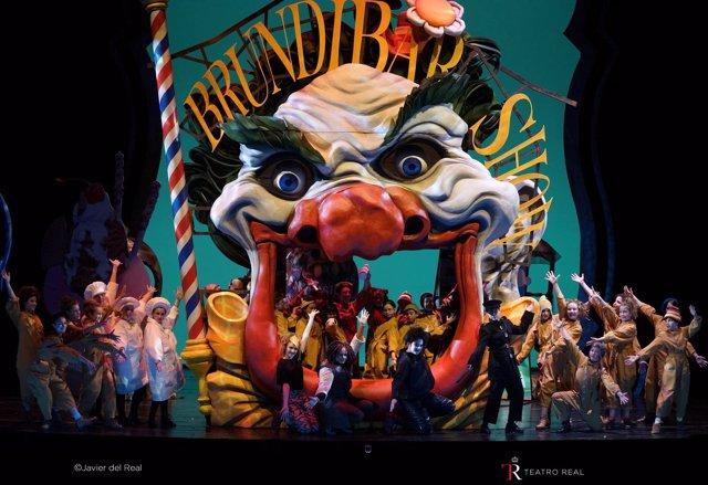 Ópera infantil 'Brundibár', de Hans Krása
