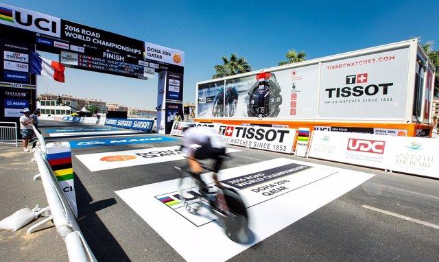 TIssot renueva como patrocinador de la UCI
