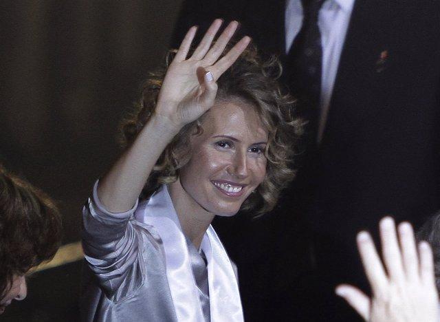 La Mujer Del Presidente De Siria, Bashar Al Assad, Asma Al Assad