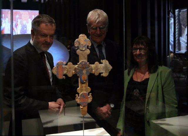 Presentación de la exposición Los Pilares de Europa. La Edad Media