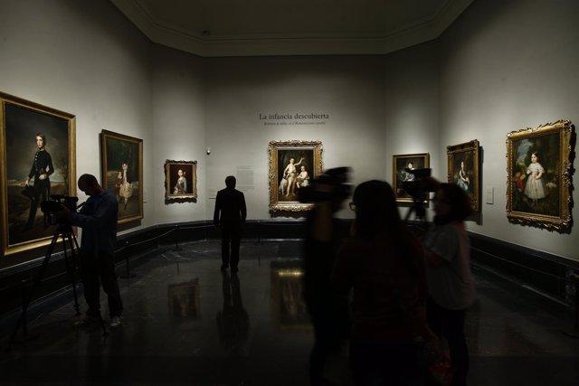 El Museo del Prado presenta una nueva selección de sus fondos