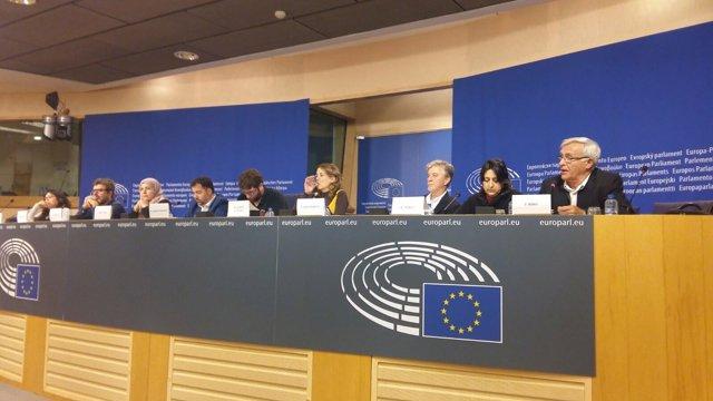 Ribó participa en un encuentro sobre derecho de asilo y refugio