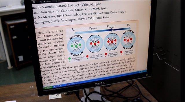 Estudio nanopartículas