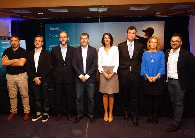 El presidente Clavijo este martes en Lanzarote en las jornadas Turismo Digital