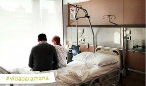 Un padre pide ayuda para costear el tratamiento de su hija de 11 años con cáncer de huesos (VERKAMI.COM)