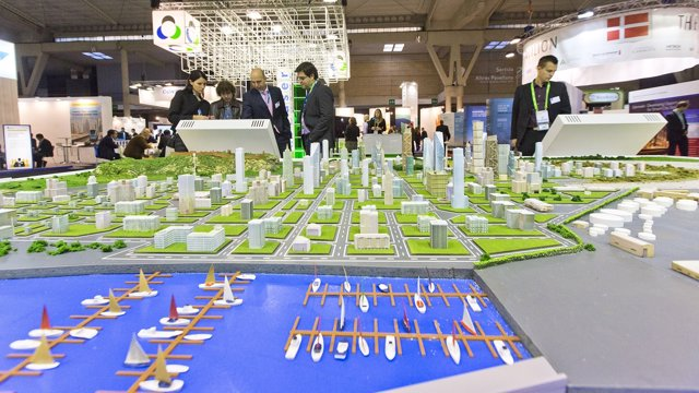 Smart City Expo World Congress en su edición de 2015