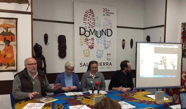 Presentación de la campaña del Domund 2016 en Asturias