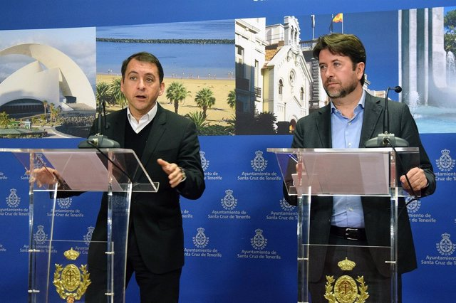 Josá Manuel Bermúdez y Carlos Alonso