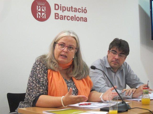 Maite Fandos y Francesc Hernández