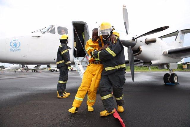 Servicio de Aviación Humanitaria del PMA (UNHAS)