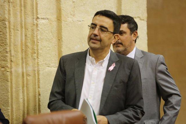 Mario Jiménez, en el Debate del Estado para la Comunidad