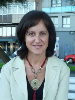 Sandra Velarde.
