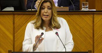 Susana Díaz anuncia la oferta de un total de 5.500 plazas de empleo...