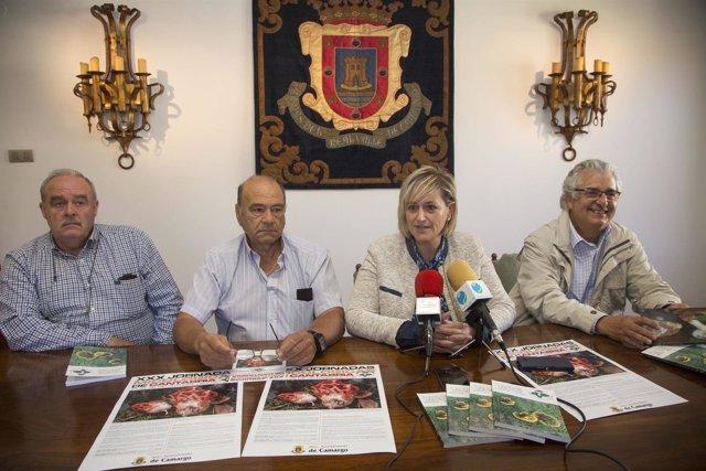 Jornadas Micológicas de Cantabria