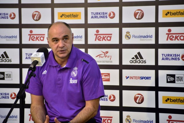 Pablo Laso (Real Madrid)
