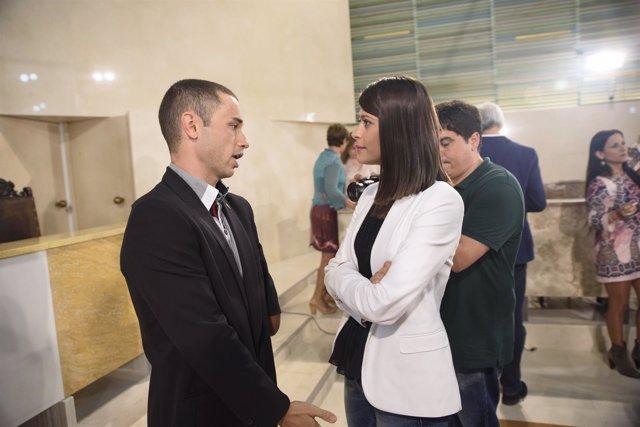 La diputada Ángeles Martínez ha participado en el homenaje a Jairo Ruiz.