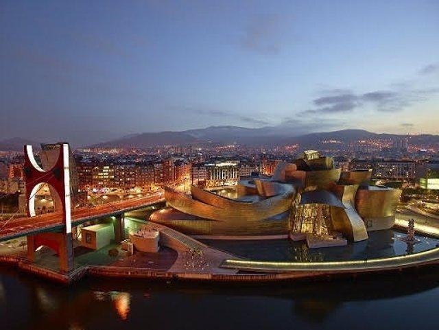 Vista Museo Guggenheim