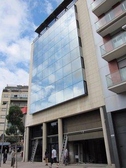 Sede De La Oficina Antifraude De Catalunya (OAC), Antifrau