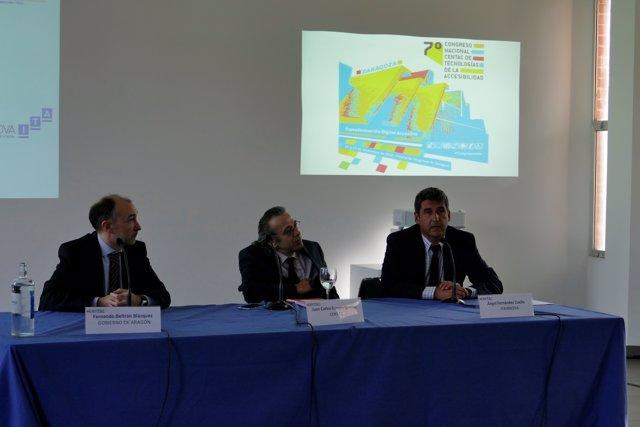 Presentación del congreso CENTAC