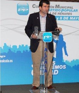 Bartolomé González, Candidato Del PP A La Alcaldía De Alcalá