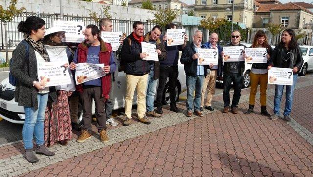 Apicultores gallegos reclaman un etiquetado transparente de la miel