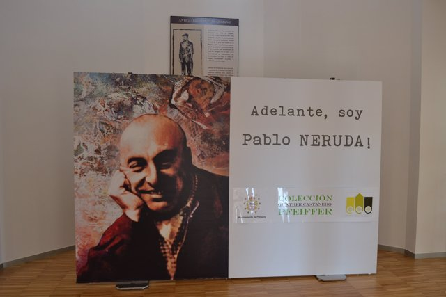 Exposición Neruda