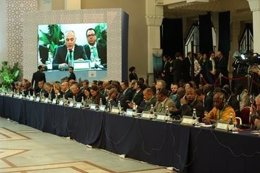 Reunión preparatoria de la COP22 en Marrakech