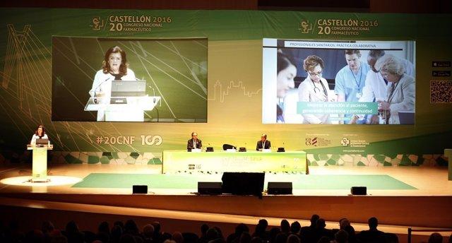 Comunicación Consejo General Colegios Farmacéuticos