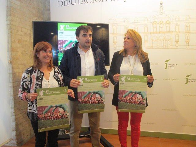 Presentación del XX Circuito Provincial de Campo a Través