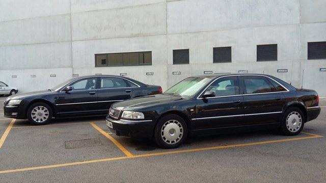 La subasta de los coches oficiales de Rita Barberá, desierta