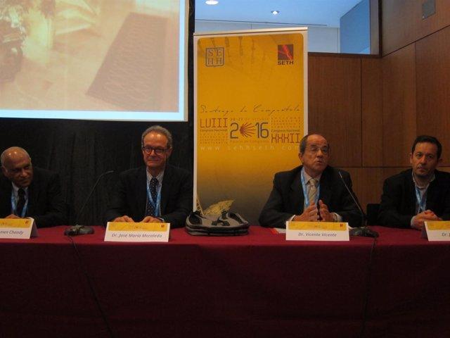 Presentación del LVIII Congreso de la SEHH y del XXXII Congreso de la SETH