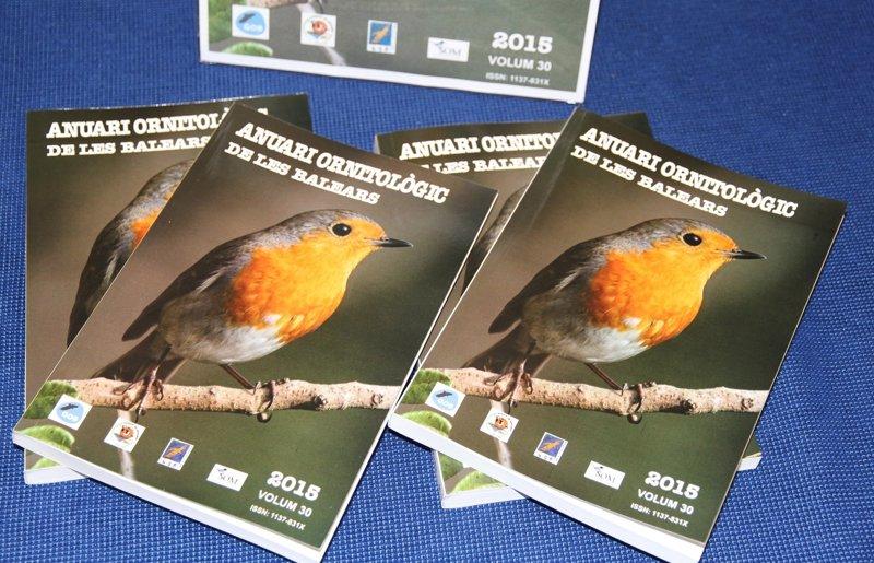 Endesa y el GOB presentan el 30º volumen del anuario ornitológico de las Islas Baleares