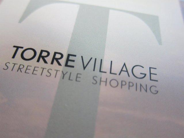 Imagen del logo del outlet Torre Village