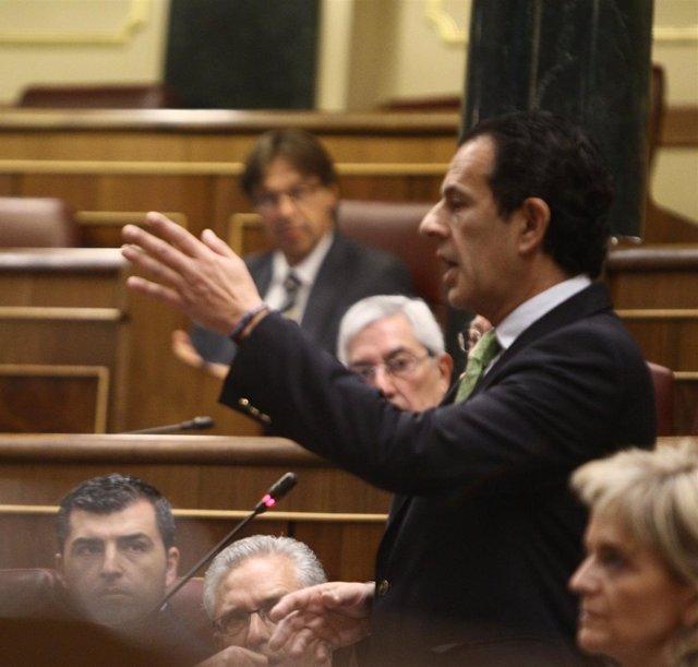 Rafael Merino, Diputado Del PP