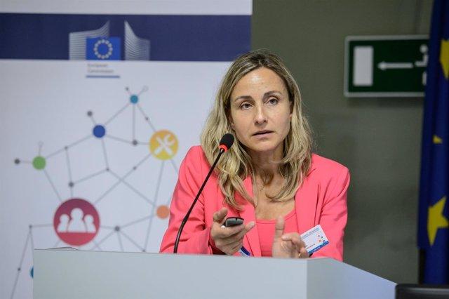 Nueva gerente de Vipasa, María Montes Miguel