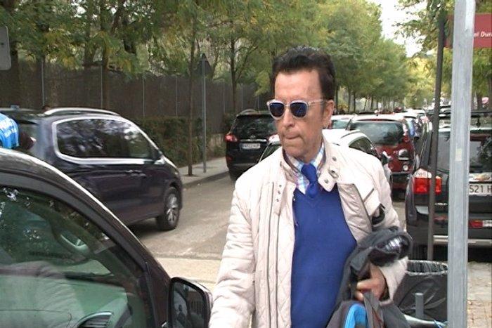 Finaliza la condena de Jose Ortega Cano