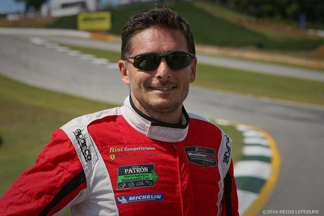 Giancarlo Fisichella, expiloto de Fórmula 1