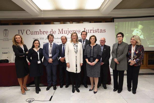 IV Cumbre de Mujeres Juristas