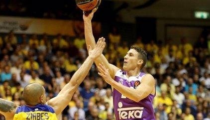 Carroll y Rudy conquistan Tel Aviv