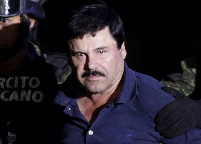 Detención de Joaquín 'El Chapo' Guzmán