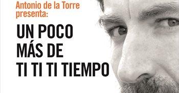 Antonio de la Torre protagoniza el spot 'Un poco más de ti ti ti tiempo'...