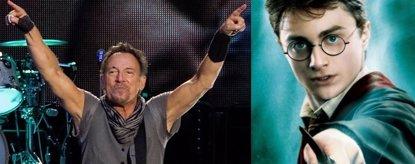 Bruce Springsteen escribió una canción para las películas de Harry Potter que fue finalmente rechazada (EUROPA PRESS)