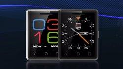 Vphone S8, l'smartphone amb pantalla tàctil més petit del món (V PHONE)