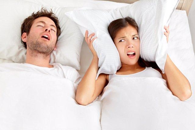 Ronquidos, insomnio, roncar