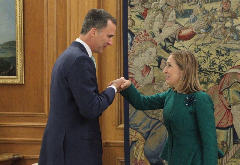 El Rey cerrará la ronda de consultas con una audiencia con Rajoy el martes a las 15.30 horas
