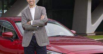 Martín Tejero, nuevo jefe de Flotas de Mazda en España
