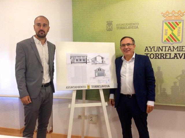 Presentación del proyecto de rehabilitación del centro cívico de La Montaña