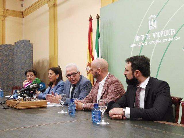 Sánchez Maldonado presenta nuevas lanzaderas